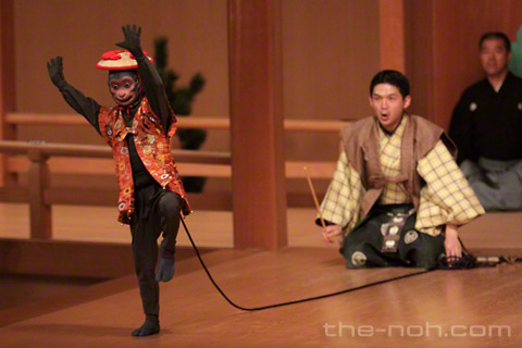 The Difference Between Kyogen Plays Hon Kyogen And Kyogen Interludes Ai Kyogen
